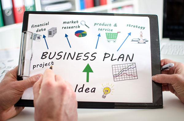 Réalisation de votre Business plan
